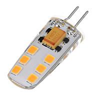 6W LED Bi-Pin lamput T 12 SMD 2835 200-300 lm Lämmin valkoinen Kylmä valkoinen AC 12 V 1 kpl