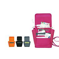 1 stk Rejsepung Pas- og ID-holder Kryds-krop Tasker Mini-taskerVandtæt Bærbar Hurtigtørrende Støv-sikker Vaskbar Bagagetilbehør