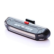 Fietsverlichting Achterlicht fiets LED LED Wielrennen Voor buiten Waterbestendig LED-licht Kleurveranderend Lithium Batterij USB 100