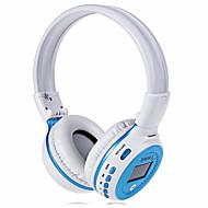 Zelot b570 bežični bluetooth v4.0 slušalica 3,5mm led zaslon zaslon stereo glazba headband slušalica s fm radio tf utor za karticu
