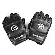 Tréninkové boxovací rukavice Boxovací rukavice na Boks Mieszane sztuki walki (MMA) Muay Thai Sanda Karate Bez palcówKorygujący/Wysuwany