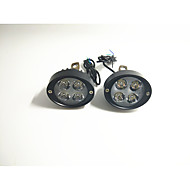 Elektrische auto spotlights motor super heldere geleid koplampen achteruitkijkspiegel 12v24v gemodificeerd extern gloeilampje