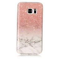 Voor Samsung Galaxy S8 S8 Plus Case Cover Imd Back Cover Case Marmer Soft TPU voor Samsung Galaxy S7 S7 Rand S6 S6 Rand S5 S4 S3