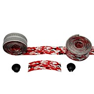 Bike Tied with Road Bikes Bring with Non-slip Shock Absorption PU Camouflage Red/Black/Blue/Red/Light Green