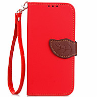 Taske til xiaomi mi max2 6 kuffert kortholder lommebog med stativ flip hele kropscase solid farve hard pu læder til xiaomi mi 4 4i / 4c 4s