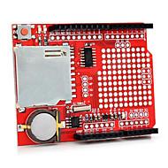 Xd-204 Datenlogging Schildmodul für arduino - rot