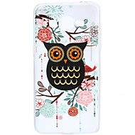 For Samsung Galaxy J3 Prime  J5 Prime Case Cartoon black diamond owl TPU Protection Back Cover Box J2 Prime J7 Prime