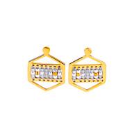 Dames Druppel oorbellen Sieraden Uniek ontwerp Bohemia Style Euramerican Movie Jewelry Hypoallergeen Met de hand gemaaktRoestvast staal