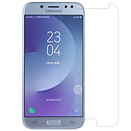 PET Προστασία από Γρατζουνιές Κατά των Δαχτυλιών Υψηλή Ανάλυση (HD) Καθρέφτης Σούπερ Λεπτό Προστατευτικό μπροστινής οθόνης Samsung Galaxy