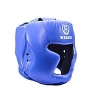 Nakrycia głowy Kask bokserski Taekwondo Boks Fitness Sanda Mieszane sztuki walki (MMA) Muay ThaiOddychająca Odporny na wstrząsy