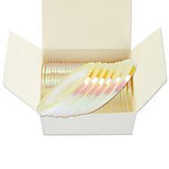 1mm100pcs/box 2mm50pcs 3mm30pcs Nail Art Glitter Rainbow Foil Striping Tape Line 3D Nail Line Stickers DIY Design Decoration