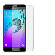 Vidro Temperado Protetor de Tela para Samsung Galaxy A3 (2017) Protetor de Tela Frontal Alta Definição (HD) Dureza 9H Borda Arredondada
