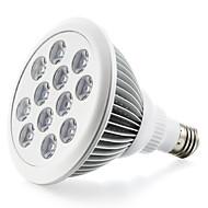 36W E27 LED növény izzók 12 Nagyteljesítményű LED 800 lm Piros Kék V 1 db.