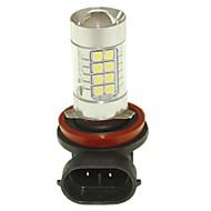 Sencart 1pcs h11 pgj19-2 araç far kiti ampul için otomotiv aydınlatma kafa lambası sis (beyaz / kırmızı / mavi / sıcak beyaz) (dc /