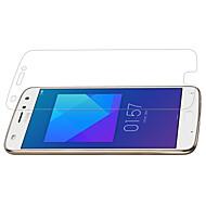 Gehard Glas High-Definition (HD) 9H-hardheid 2.5D gebogen rand Explosieveilige Ultra dun Krasbestendig Anti-vingerafdrukkenVoorkant