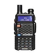 Bafeng bf-f8 plus bf-f8 mini walkie-talkie 5w 136-174mhz 400-520mhz vhf / uhf dual band handheld primopredajnik dva puta radio