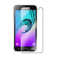 Gehard Glas High-Definition (HD) 9H-hardheid 2.5D gebogen rand Voorkant screenprotector Samsung Galaxy