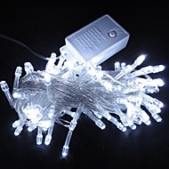크리스마스 20m / 200leds 우리 배송비 무료 휴일 / 파티 / 결혼식 / 새 해 홈 장식 문자열 110V를 LED 조명