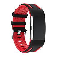 voor fitbit lading 2 siliconen band armband slimme polsbandjes draagbaar