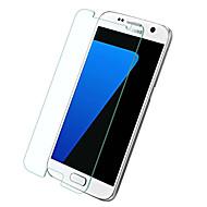 Szkło hartowane Screen Protector na Samsung Galaxy S7 Folia ochronna ekranu Wysoka rozdzielczość (HD) Twardość 9H 2.5 D zaokrąglone rogi
