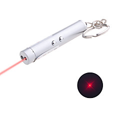 2-in-1 laser rosso super luminoso con led (3xAG13)