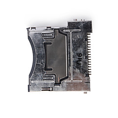 udskiftning card slot del for Nintendo DS Lite