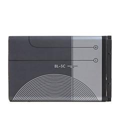 1020mAh udskiftnings Mobil batterier BL-5C til Nokia 1100/1108/1110 og mere