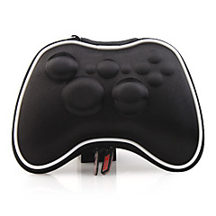 airform lomme game pose / bag for xbox360 kontroller (svart)