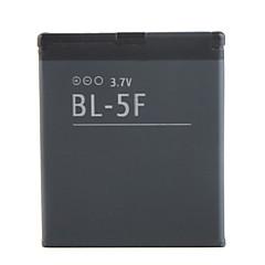 1500mAh batteria di ricambio cellulare BL-5F per Nokia 6210si/6290 e molto altro ancora