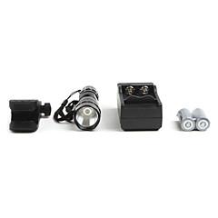 C8 CREE Q5 LED Bike Flashlight Kit 5-mode