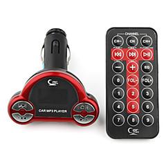 Auto MP3-Player mit FM-Transmitter (Beatle)