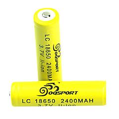 høy kvalitet 18650 batteri