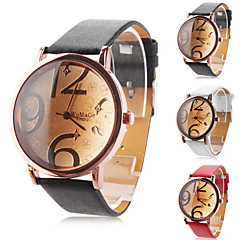 Women's Watch Fashionable Big Numerals Dial