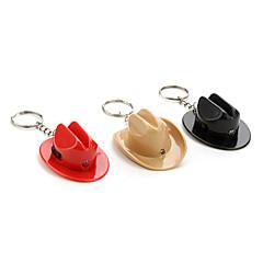 forme capeline lampe de poche LED (couleurs aléatoires)