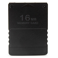16MB Memory Card for PS2 (Black)
