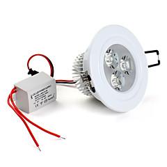Deckenleuchten / Einbauleuchten Eingebauter Retrofit 3W 280 LM 5500K K 3 High Power LED Natürliches Weiß AC 85-265 V
