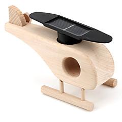 Wooden Solar Powered Plane