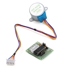 Electronics DIY 5V Stepper Motor with ULN2003 Driver