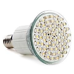 E14 / GU10 / E26/E27 Faretti LED PAR38 60 LED ad alta intesità 300 lm Bianco caldo / Bianco AC 220-240 V