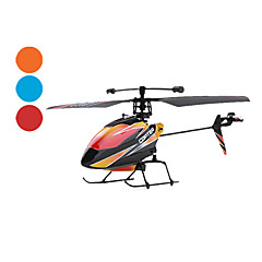 Nowy wltoys v911 ​​4 kanałowy 2,4 GHz single helikopter śmigło z żyroskopu (single)