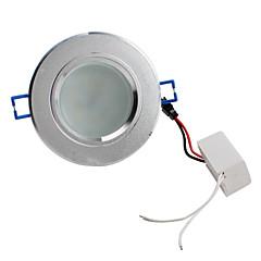 Luces Empotradas Descendentes/Luces de Techo Luces Empotradas W 6 SMD 5730 300 LM 2800K K Blanco Cálido AC 100-240 V