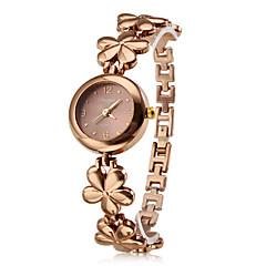 Women's Bracelet Watch Quartz Band Elegant Bronze Brand