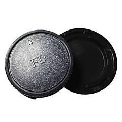 FD 카메라 바디 & 캐논 A1 AE-1 프로그램 AV-1 알-1 F1 t50 t70에 대한 후면 렌즈 캡