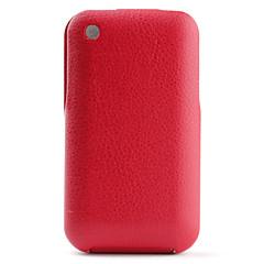 koko kehon pu nahkakotelo iPhone 3G ja 3GS (eri värejä)