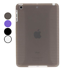 Simple Style Soft Case for iPad mini 3, iPad mini 2, iPad mini (Assorted Colors)