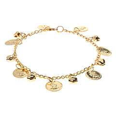 Z&X®  Belly Dance Small Bell Anklets