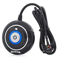 JM-202 Desktop Power Button Switch Module for PC (Black, 110cm-Cable)
