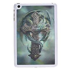 3D Effect Cross Pattern Hard Case for iPad mini 3, iPad mini 2, iPad mini