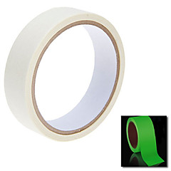 124x2cm Glow in dark Luminous Ljus Tape