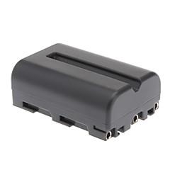 Sony NP-FM500H 7.4v 1500mAh Bateria Digital Câmera de Vídeo para a Sony DSLR-A200, DSLR-A300 e Mais